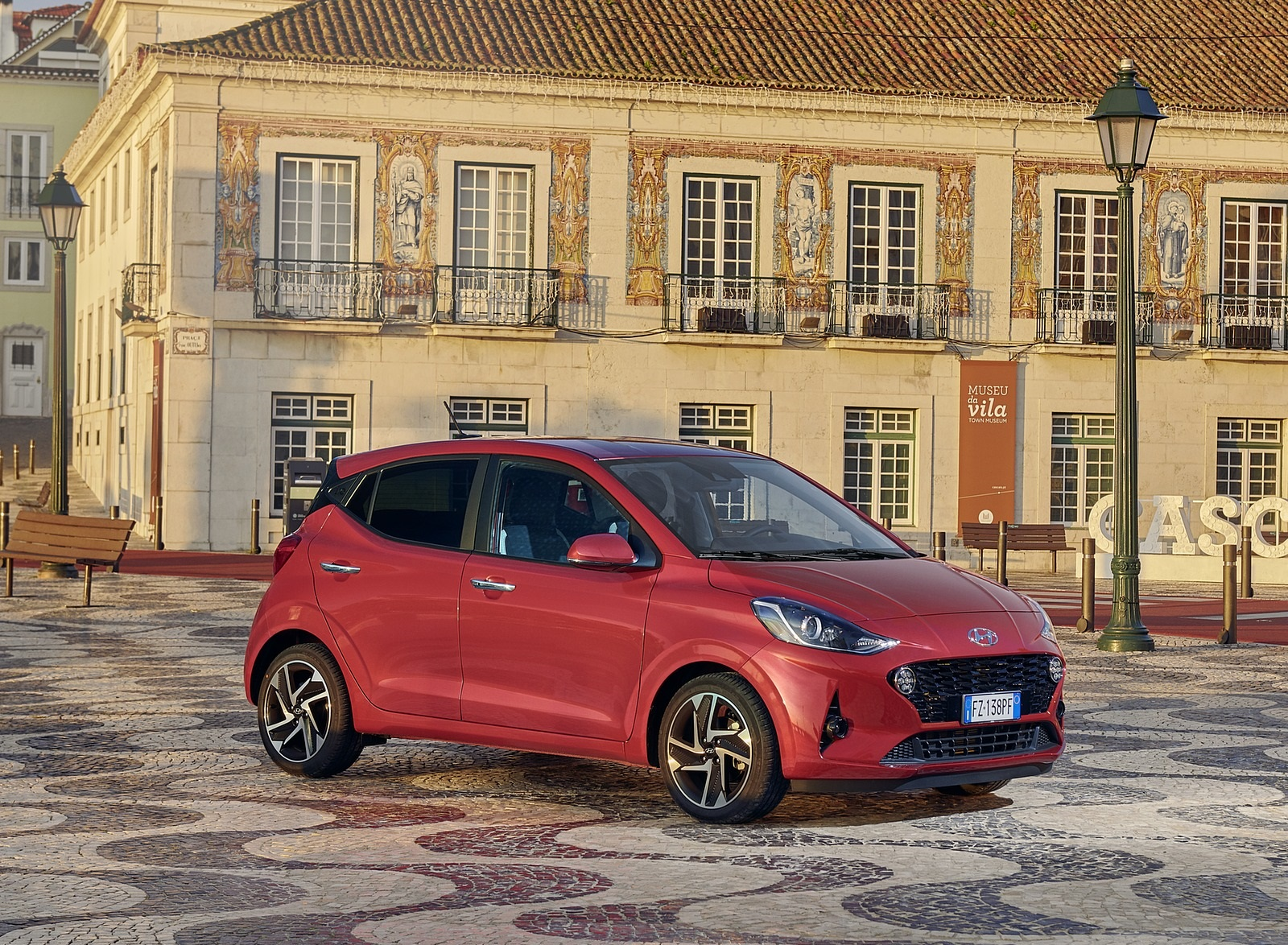 2020 Hyundai i10 Front Three-Quarter Wallpapers #25 of 80