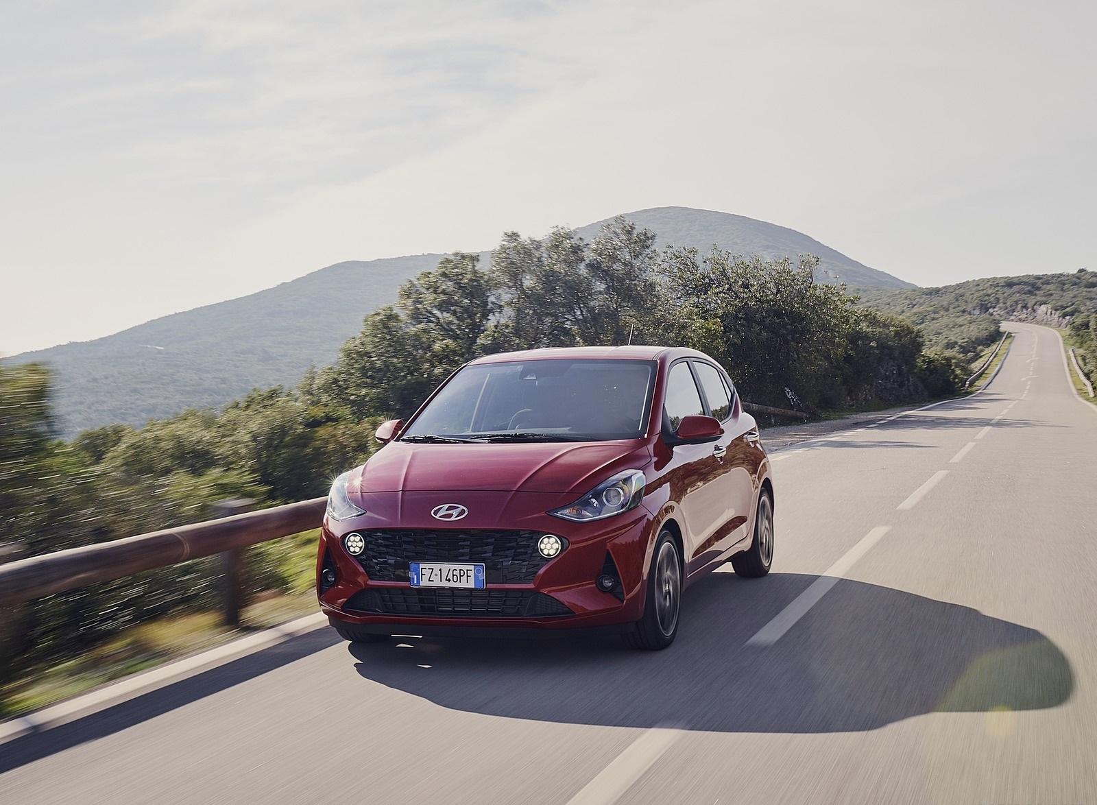 2020 Hyundai i10 Front Three-Quarter Wallpapers (5)