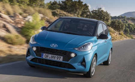 2020 Hyundai i10 Front Wallpapers 450x275 (51)