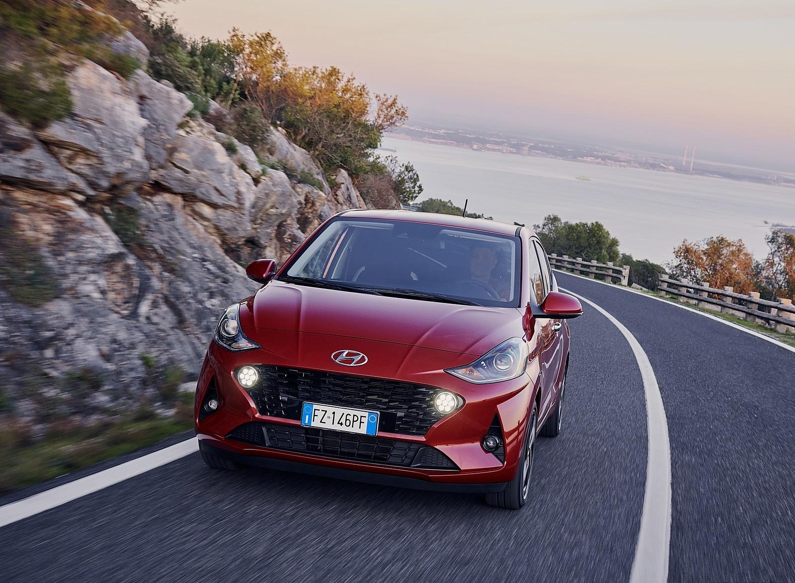 2020 Hyundai i10 Front Wallpapers (6)
