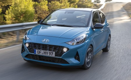 2020 Hyundai i10 Front Wallpapers 450x275 (52)
