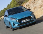 2020 Hyundai i10 Front Wallpapers 150x120