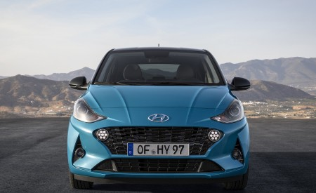 2020 Hyundai i10 Front Wallpapers 450x275 (62)