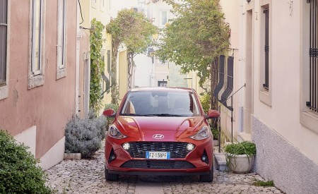 2020 Hyundai i10 Front Wallpapers 450x275 (23)