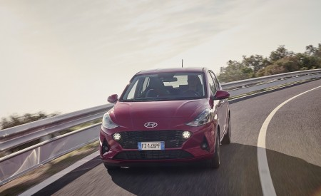 2020 Hyundai i10 Front Wallpapers 450x275 (1)