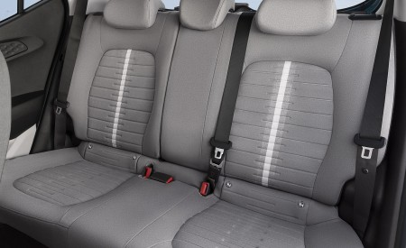 2020 Hyundai i10 Interior Rear Seats Wallpapers 450x275 (73)