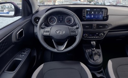 2020 Hyundai i10 Interior Wallpapers 450x275 (39)