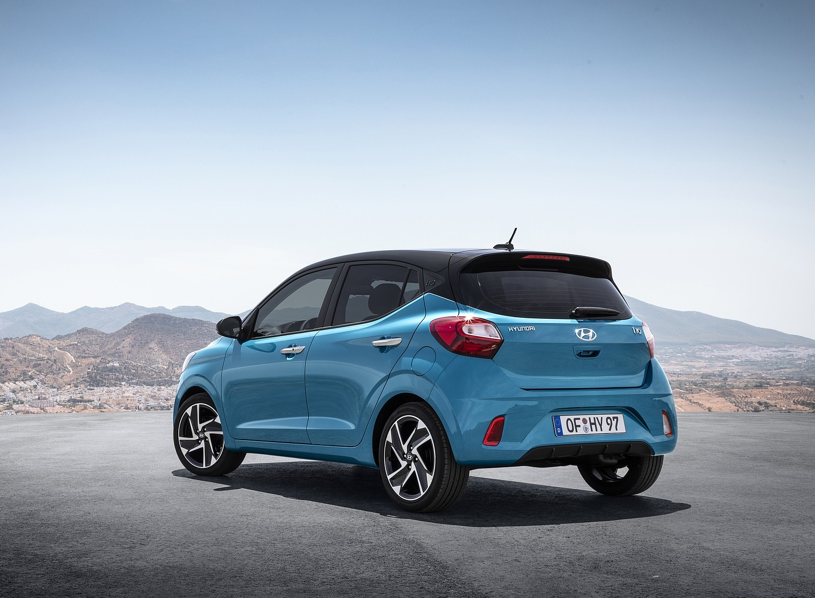 2020 Hyundai i10 Rear Three-Quarter Wallpapers #63 of 80