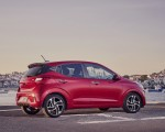 2020 Hyundai i10 Rear Three-Quarter Wallpapers 150x120