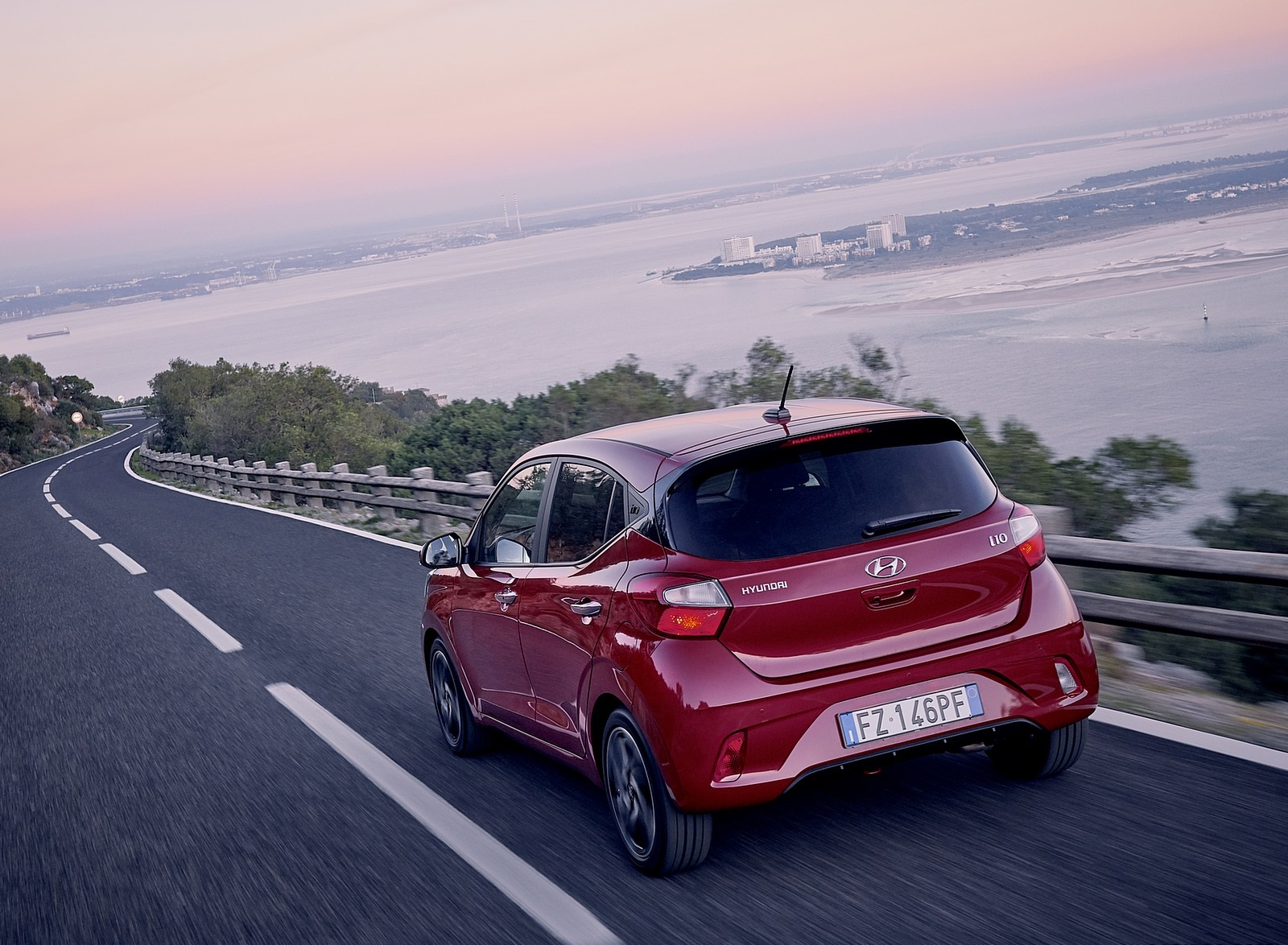 2020 Hyundai i10 Rear Three-Quarter Wallpapers (8)