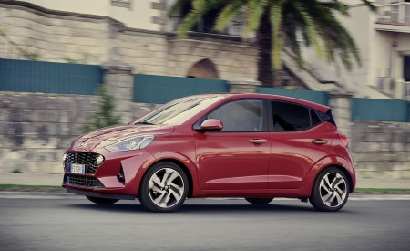 2020 Hyundai i10 Side Wallpapers 450x275 (21)