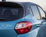 2020 Hyundai i10 Tail Light Wallpapers 150x120