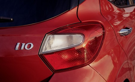 2020 Hyundai i10 Tail Light Wallpapers 450x275 (35)