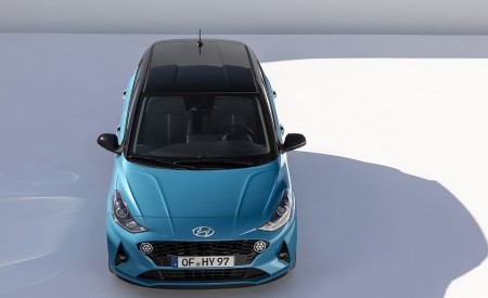 2020 Hyundai i10 Top Wallpapers 450x275 (66)