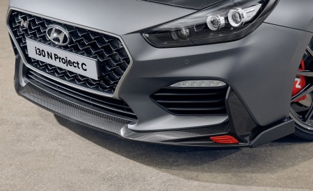 2020 Hyundai i30 N Project C Detail Wallpapers 450x275 (18)