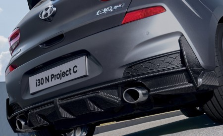 2020 Hyundai i30 N Project C Exhaust Wallpapers 450x275 (20)