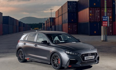 2020 Hyundai i30 N Project C Front Three-Quarter Wallpapers 450x275 (10)