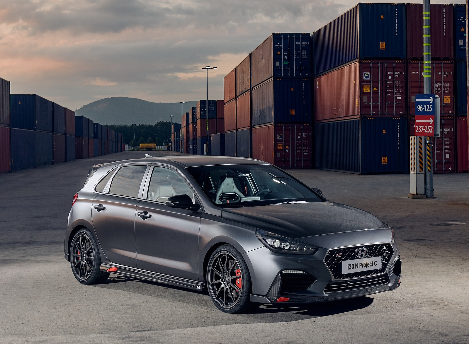 2020 Hyundai i30 N Project C Front Three-Quarter Wallpapers (10)