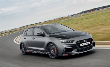 2020 Hyundai i30 N Project C Front Three-Quarter Wallpapers 450x275 (2)
