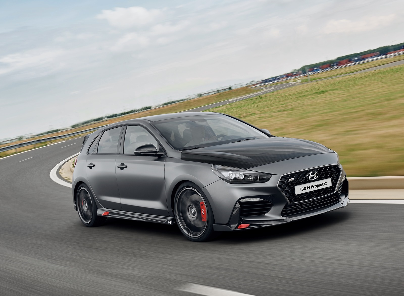 2020 Hyundai i30 N Project C Front Three-Quarter Wallpapers (2)