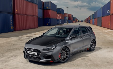 2020 Hyundai i30 N Project C Front Three-Quarter Wallpapers 450x275 (11)