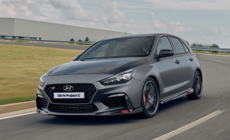 2020 Hyundai i30 N Project C Front Three-Quarter Wallpapers 450x275 (3)