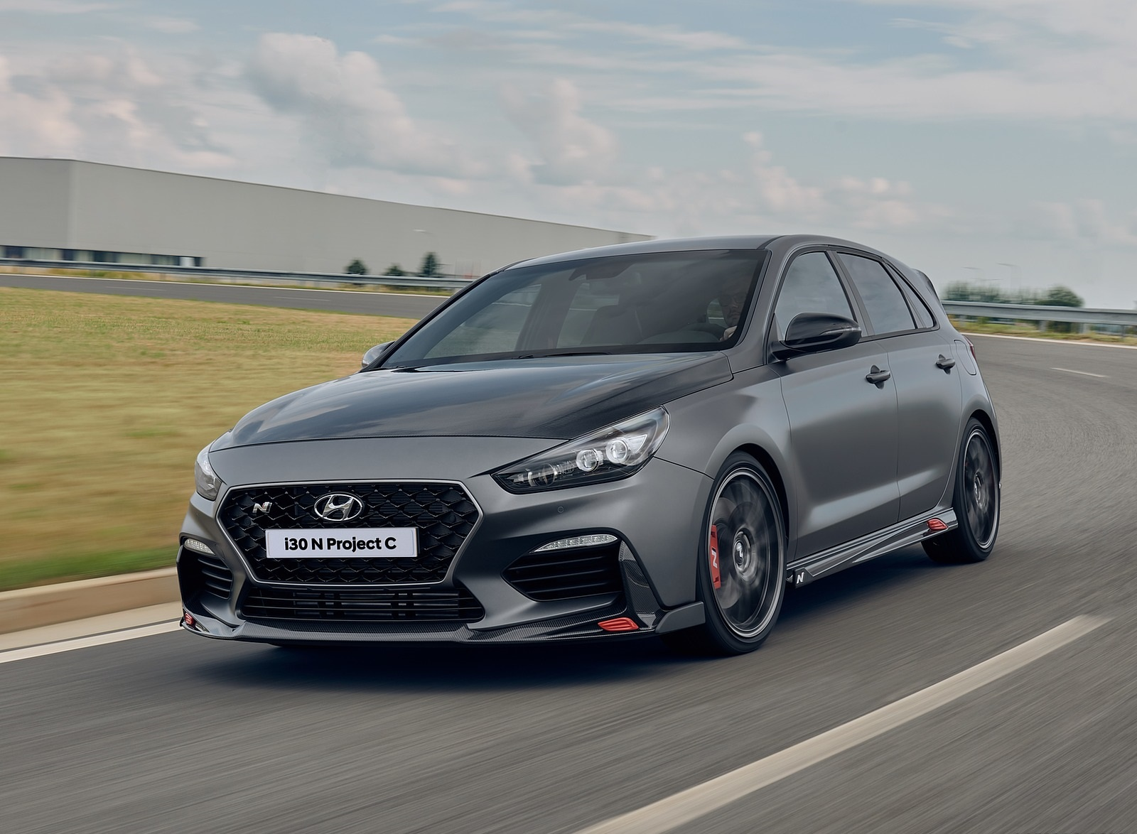 2020 Hyundai i30 N Project C Front Three-Quarter Wallpapers (3)