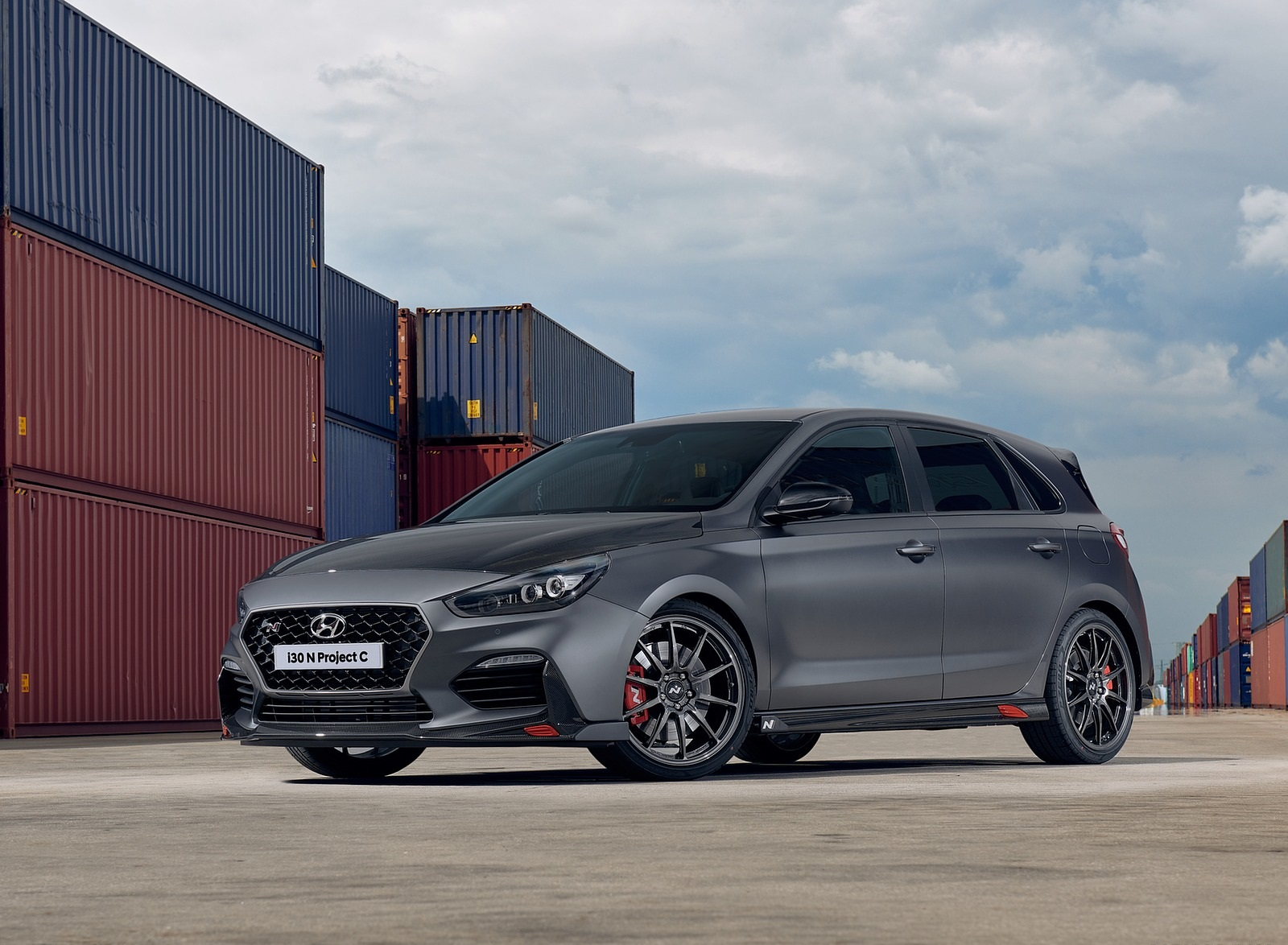 2020 Hyundai i30 N Project C Front Three-Quarter Wallpapers (12)