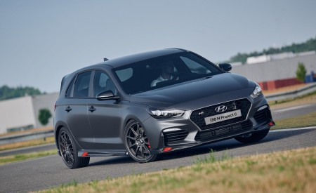 2020 Hyundai i30 N Project C Front Three-Quarter Wallpapers 450x275 (4)