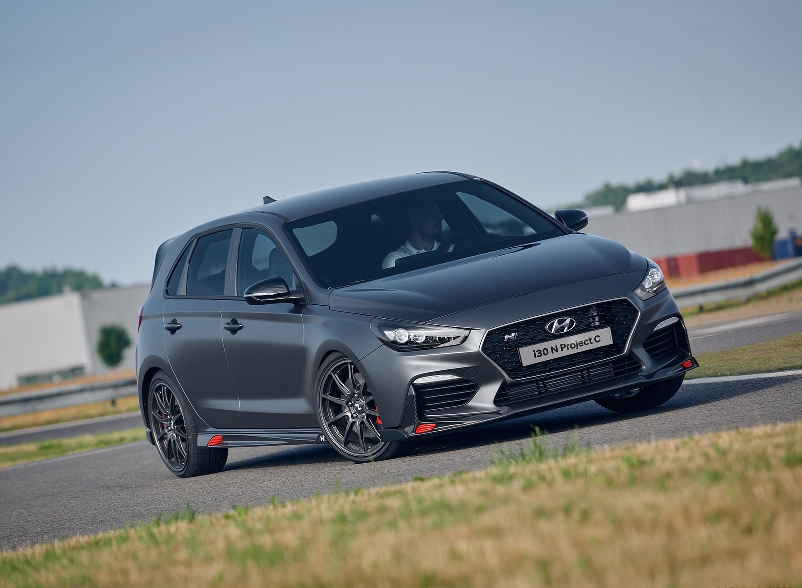 2020 Hyundai i30 N Project C Front Three-Quarter Wallpapers (4)