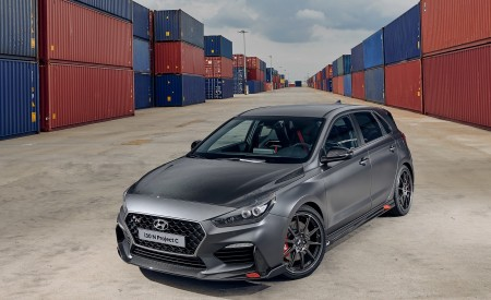 2020 Hyundai i30 N Project C Front Three-Quarter Wallpapers 450x275 (13)