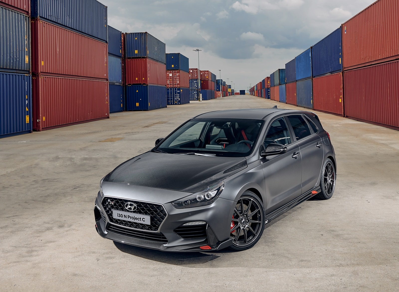 2020 Hyundai i30 N Project C Front Three-Quarter Wallpapers (13)