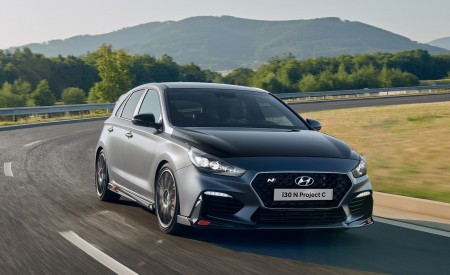 2020 Hyundai i30 N Project C Front Three-Quarter Wallpapers 450x275 (5)