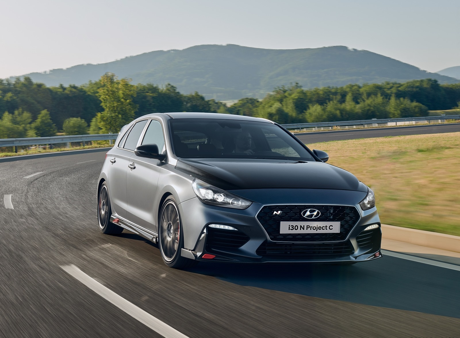 2020 Hyundai i30 N Project C Front Three-Quarter Wallpapers (5)