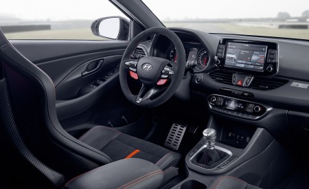 2020 Hyundai i30 N Project C Interior Wallpapers 450x275 (23)