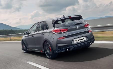 2020 Hyundai i30 N Project C Rear Three-Quarter Wallpapers 450x275 (7)