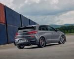 2020 Hyundai i30 N Project C Rear Three-Quarter Wallpapers 150x120 (16)