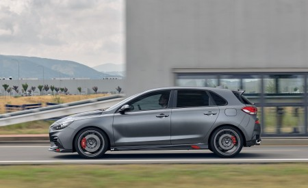 2020 Hyundai i30 N Project C Side Wallpapers 450x275 (9)