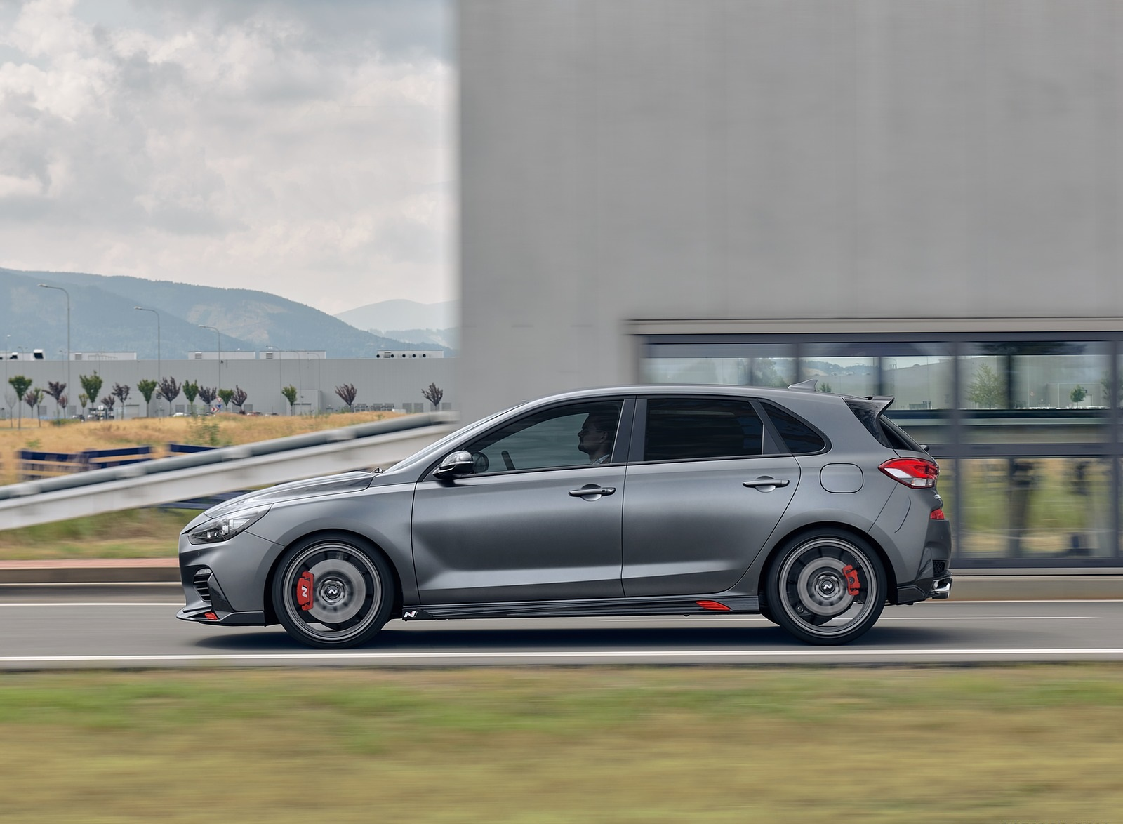 2020 Hyundai i30 N Project C Side Wallpapers (9)