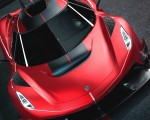 2020 Koenigsegg Jesko Cherry Red Edition10 Front Bumper Wallpapers 150x120 (9)