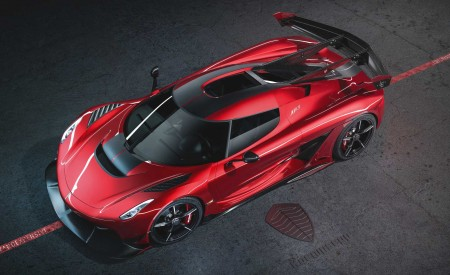 2020 Koenigsegg Jesko Cherry Red Edition10 Wallpapers HD