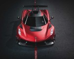 2020 Koenigsegg Jesko Cherry Red Edition10 Front Wallpapers 150x120 (3)