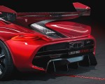 2020 Koenigsegg Jesko Cherry Red Edition10 Spoiler Wallpapers 150x120 (11)