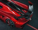 2020 Koenigsegg Jesko Cherry Red Edition10 Spoiler Wallpapers 150x120 (10)