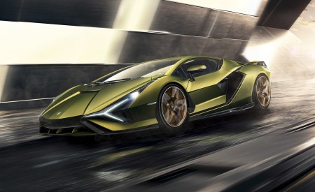 2020 Lamborghini Sián Wallpapers HD