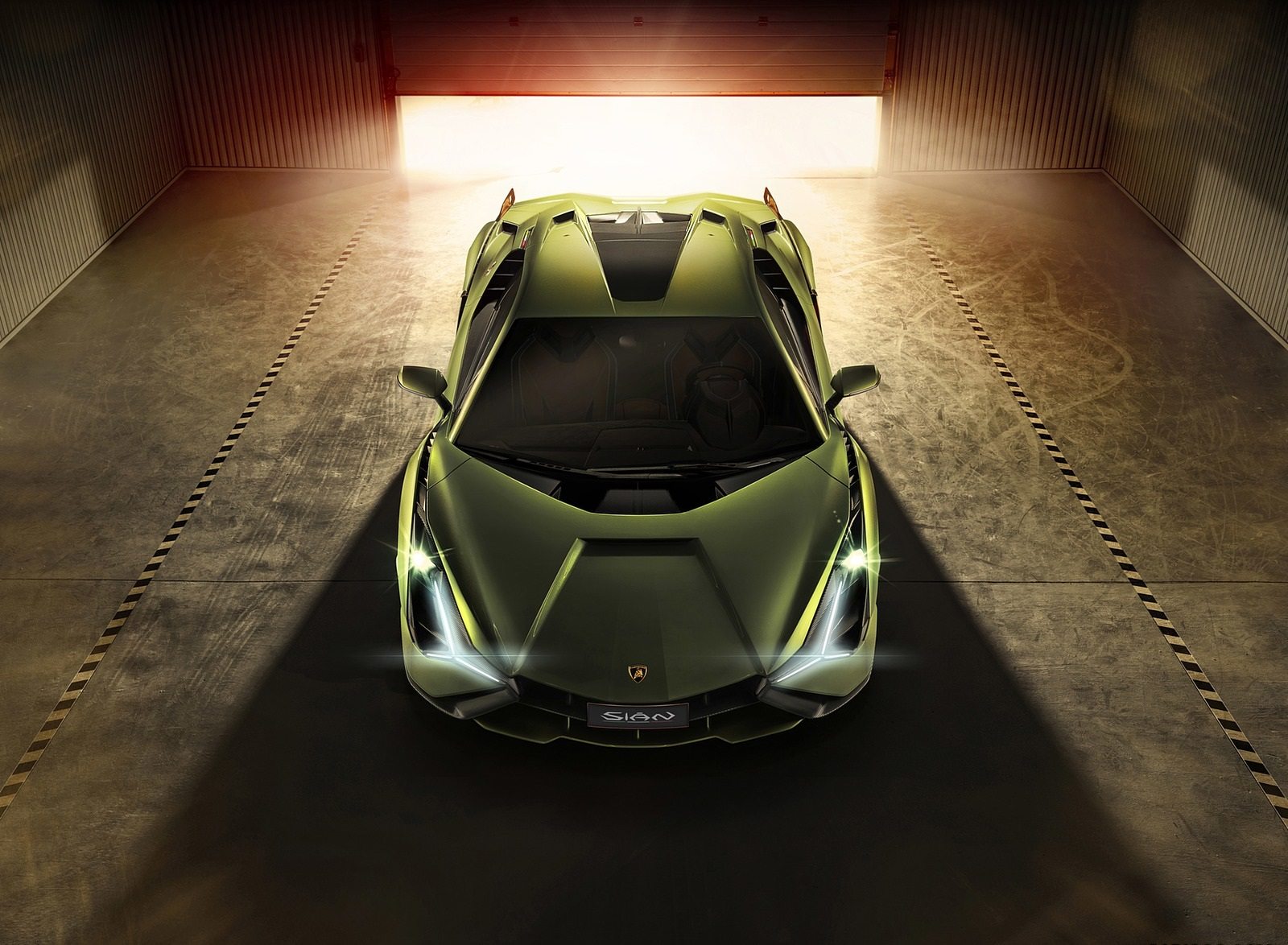 2020 Lamborghini Sián Top Wallpapers #15 of 18