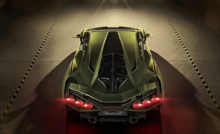 2020 Lamborghini Sián Top Wallpapers 450x275 (16)