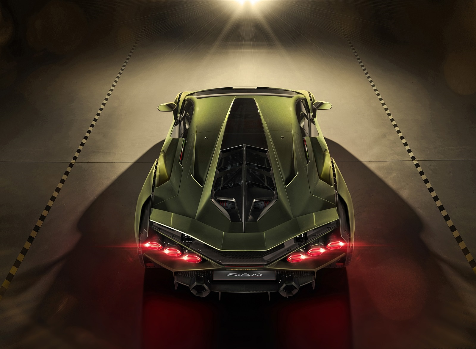 2020 Lamborghini Sián Top Wallpapers #16 of 18