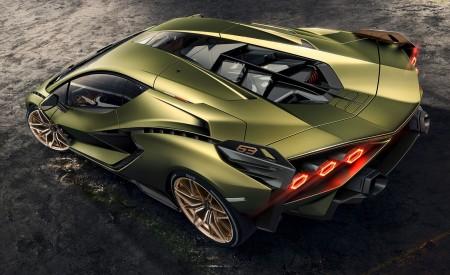 2020 Lamborghini Sián Top Wallpapers 450x275 (8)