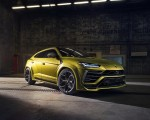 2020 NOVITEC Lamborghini Urus Front Three-Quarter Wallpapers 150x120 (10)